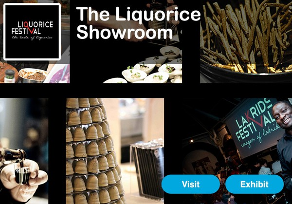 Liquorice Showroom